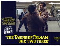 The Taking of Pelham One Two Three - 11 x 14 Movie Poster - Style C