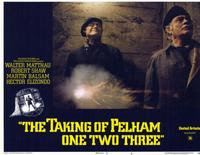 The Taking of Pelham One Two Three - 11 x 14 Movie Poster - Style F