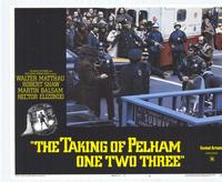 The Taking of Pelham One Two Three - 11 x 14 Movie Poster - Style G
