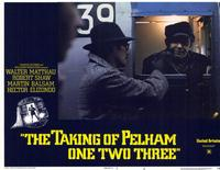 The Taking of Pelham One Two Three - 11 x 14 Movie Poster - Style H