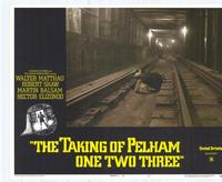The Taking of Pelham One Two Three - 11 x 14 Movie Poster - Style I