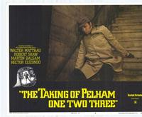 The Taking of Pelham One Two Three - 11 x 14 Movie Poster - Style J