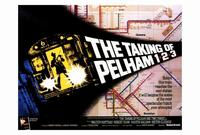 The Taking of Pelham One Two Three - 22 x 28 Movie Poster - Half Sheet Style A