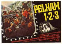 The Taking of Pelham One Two Three - 11 x 17 Movie Poster - Spanish Style A