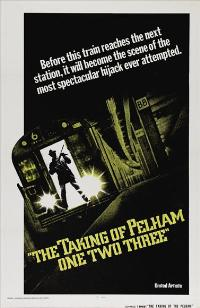The Taking of Pelham One Two Three - 43 x 62 Movie Poster - Bus Shelter Style C