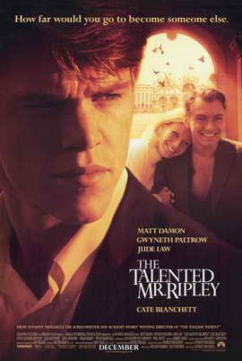 The Talented Mr. Ripley - 11 x 17 Movie Poster - Style A