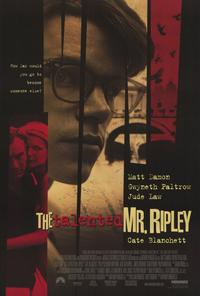 The Talented Mr. Ripley - 11 x 17 Movie Poster - Style B