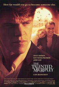 The Talented Mr. Ripley - 27 x 40 Movie Poster - Style A