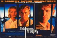 The Talented Mr. Ripley - 30 x 40 Movie Poster - Style A