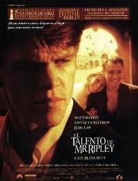 The Talented Mr. Ripley - 43 x 62 Movie Poster - Spanish Style A