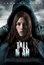 The Tall Man - 43 x 62 Movie Poster - Bus Shelter Style A