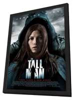 The Tall Man - 11 x 17 Movie Poster - Style A - in Deluxe Wood Frame