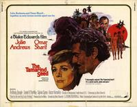 The Tamarind Seed - 22 x 28 Movie Poster - Half Sheet Style A