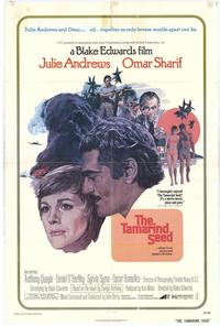 The Tamarind Seed - 27 x 40 Movie Poster - Style A