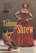 The Taming of the Shrew (Broadway) - 11 x 17 Poster - Style A