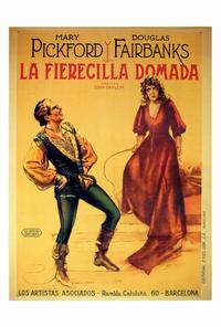 The Taming of the Shrew - 27 x 40 Movie Poster - Spanish Style A