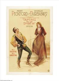 The Taming of the Shrew - 11 x 17 Movie Poster - Style A