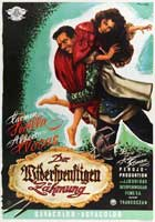 The Taming of the Shrew - 11 x 17 Movie Poster - German Style A