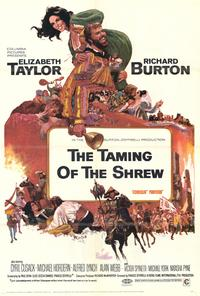 The Taming of the Shrew - 27 x 40 Movie Poster - Style B
