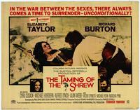 The Taming of the Shrew - 22 x 28 Movie Poster - Half Sheet Style A