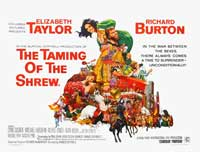 The Taming of the Shrew - 27 x 40 Movie Poster - UK Style A