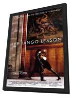 The Tango Lesson - 27 x 40 Movie Poster - Style A - in Deluxe Wood Frame