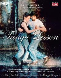 The Tango Lesson - 27 x 40 Movie Poster - German Style A