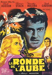 The Tarnished Angels - 11 x 17 Movie Poster - French Style A