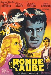 The Tarnished Angels - 27 x 40 Movie Poster - French Style A