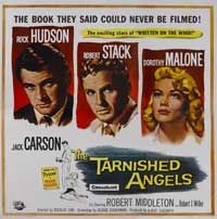 The Tarnished Angels - 40 x 40 - Movie Poster - Style A