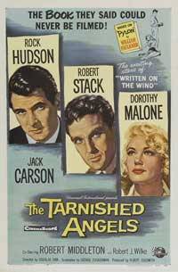 The Tarnished Angels - 27 x 40 Movie Poster - Style B
