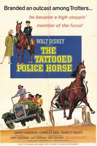The Tattooed Police Horse - 11 x 17 Movie Poster - Style A