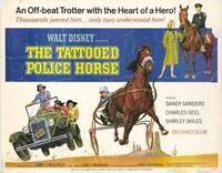 The Tattooed Police Horse - 22 x 28 Movie Poster - Half Sheet Style A