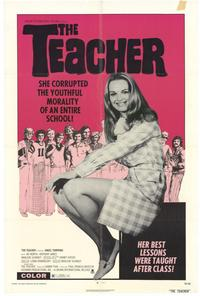 The Teacher - 11 x 17 Movie Poster - Style A