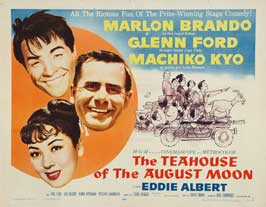 The Teahouse of the August Moon - 11 x 17 Movie Poster - Style C