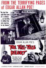 The Tell-Tale Heart - 11 x 17 Movie Poster - Style A