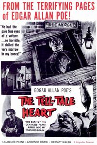 The Tell-Tale Heart - 27 x 40 Movie Poster - Style A