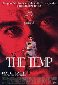 The Temp - 11 x 17 Movie Poster - Style A