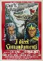 The Ten Commandments - 11 x 17 Movie Poster - Italian Style A