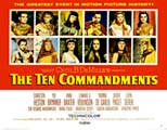The Ten Commandments - 11 x 14 Movie Poster - Style I