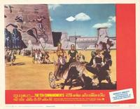 The Ten Commandments - 11 x 14 Movie Poster - Style B