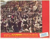 The Ten Commandments - 11 x 14 Movie Poster - Style D