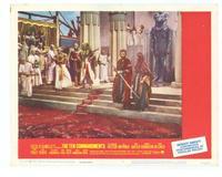 The Ten Commandments - 11 x 14 Movie Poster - Style E