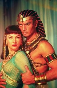 The Ten Commandments - 8 x 10 Color Photo #2