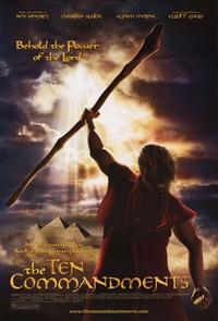 The Ten Commandments - 11 x 17 Movie Poster - Style A