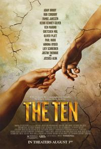 The Ten - 11 x 17 Movie Poster - Style A