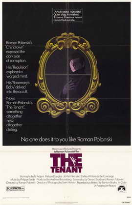The Tenant - 11 x 17 Movie Poster - Style A