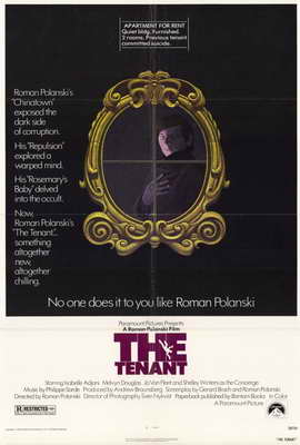 The Tenant - 27 x 40 Movie Poster - Style A