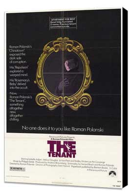 The Tenant - 27 x 40 Movie Poster - Style A - Museum Wrapped Canvas