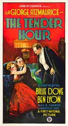 The Tender Hour - 20 x 40 Movie Poster - Style A